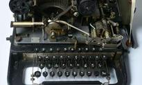 Coding machine used by Nazi high command sells for £9.50 on eBay