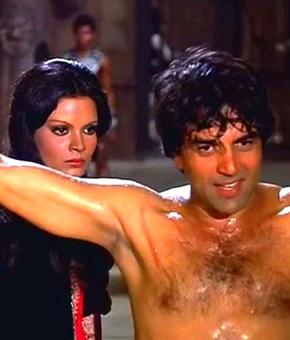 Quiz: What is Dharmendra's profession in Dharam Veer?