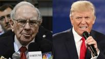 Warren Buffett responds to Donald Trump's comments about his taxes