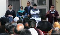 After meeting Gov, party workers in Jammu, Mehbooba reaches Srinagar