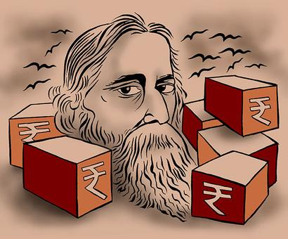 How Tagore's legacy is being encroached upon