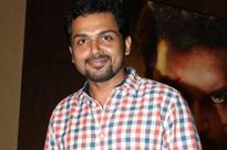 I want to speak the Kongu dialect in a movie: Karthi