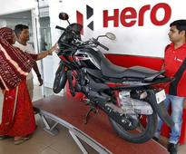 Hero Motocorp reports record profit; Stock pares gains after hitting new all-time high