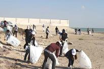 Nakilat Consortium Holds Beach Clean-Up at Northern Beach in Ras Laffan Industrial City