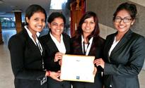 Law students get ready for the top league