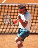 Rafa Nadal, Williams send out French Open messages
