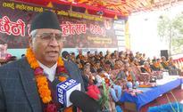 Deuba says constitution implementation for economic development