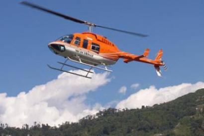 Pawan Hans to sprinkle water aerially to control pollution in Delhi?