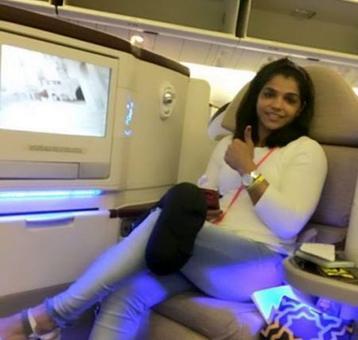 'Aa rahi hoon main': Sakshi Malik to return home a champ!