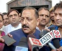 Congress files complaint against BJP minister Jitendra Singh with Ethics Committee