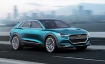 Audi ready for electric mobility