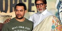 Aamir mum on Thug, but says would love to work with Big B