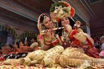 WhenShiva & Kali adorned matchboxes!