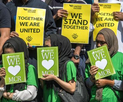 Hate crime in Manchester has doubled since terror attack