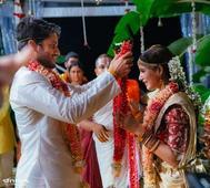 Inside the filmy wedding of Naga Chaitanya, Samantha