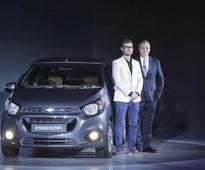 GM to launch first compact sedan in India