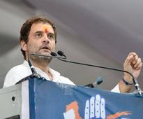 Rahul Gandhi to take over as Congress president LIVE updates: Party leaders reach AICC headquarters