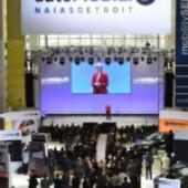 Trump & Autonomy Overshadow Slow Detroit Auto Show