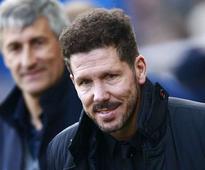 Maxi Rodriguez: Simeone deserves a statue in...