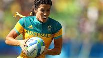 Olympic legend calls women's 7s gold soft. Aussie star hits back