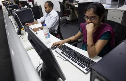 Indian IT firms to report muted Q3
