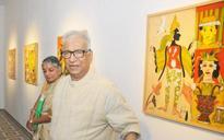 Renowned modern artist K G Subramanyan dies at 92
