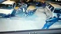 Delhi honour killing: CCTV captures final moments of Ankit Saxena