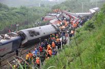 40 injured in train derailment in Southern India
