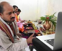 Hindu rituals get a digital makeover