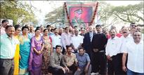 Field Marshal K. M. Cariappa remembered in city