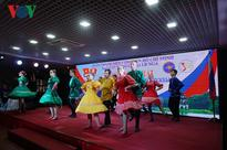 Art and cultural exchange between youth unions of Vietnam...