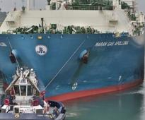 Maran gas carrier first to deliver US LNG cargo to a port in China