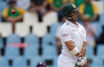 S.Africa call up Elgar to replace injured Rossouw in ODI series