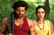 Catherine Tresa explains Arya's hard work for 'Kadamban'