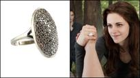 Fan shells out $16,800 for 'Twilight' engagement ring at prop auction!