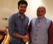 Will Vijay endorse Narendra Modi's Swachh Bharat campaign?