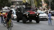 Turkey's PM warns 'madmen' behind failed coup may still be at large