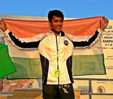 Rajyavardhan's son bags gold as Indians on target at Junior Shotgun Cup