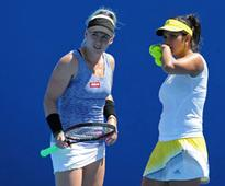Sania and Bethanie Mattek-Sands knocked out of Madrid Open