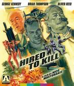 Hired to Kill Blu-Ray Review