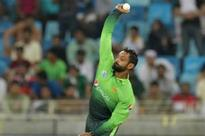 Hafeez reported for suspect action again