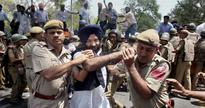 Sajjan Kumar acquittal: Sikh protesters march towards PM's residence