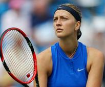 Petra Kvitova reveals 'good news' in her recovery from hand injuries