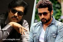 Navarasa Nayagan Karthick and Suriya start shooting together