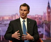 No second spike in cyber attacks is 'encouraging' - British minister