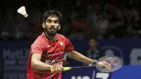 BWF Dubai Super Series Finals: Kidambi Srikanth suffers 2nd successive defeat, out of semi-final contention