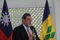 St. Vincent gov't reaffirms ties with ROC