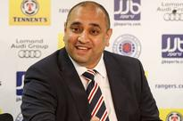 Ally McCoist hits out at Imran Ahmad's claims insisting he and Walter Smith are fighting to save Ibrox..not destroy it