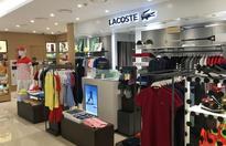 Lacoste Korea upgrades boutique