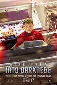 Scotty And Chekov Face Danger In Star Trek Into Darkness Character Posters